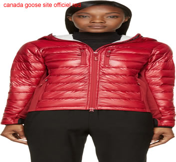 canada goose site officiel red